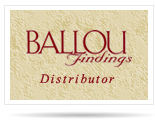 Ballou Findings Distributor